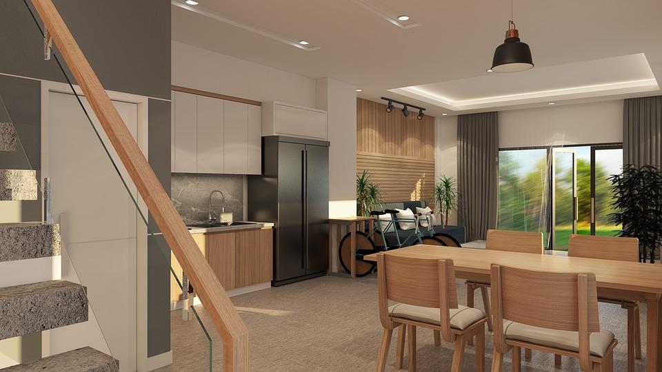 Jak urządzić mieszkanie w nowoczesnym stylu?